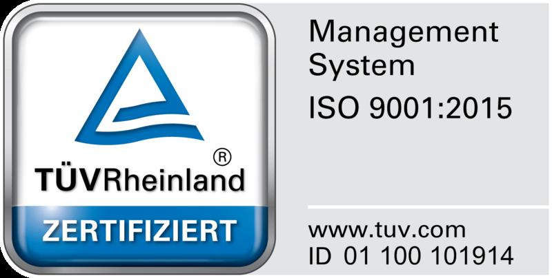 tuev rheinland iso9001 2015 brain scc gmbh © brain-SCC GmbH