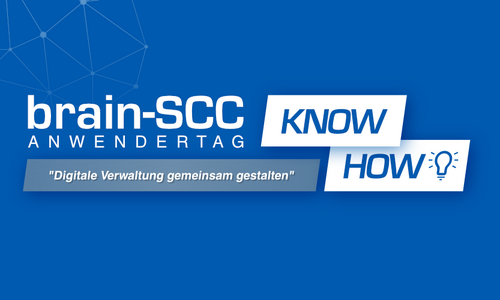 13. brain-SCC Anwendertag